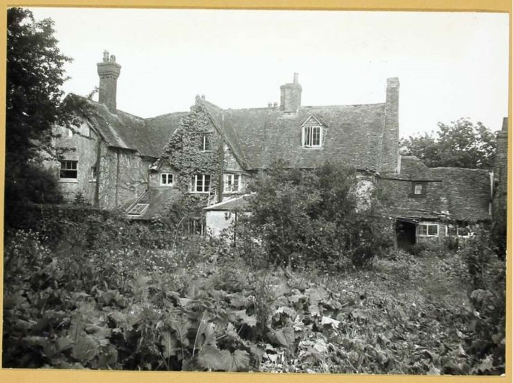 Wolfhall Exterior Front 5th August 1965