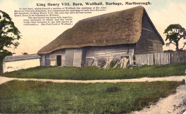 Wolfhall_Barn_postcard